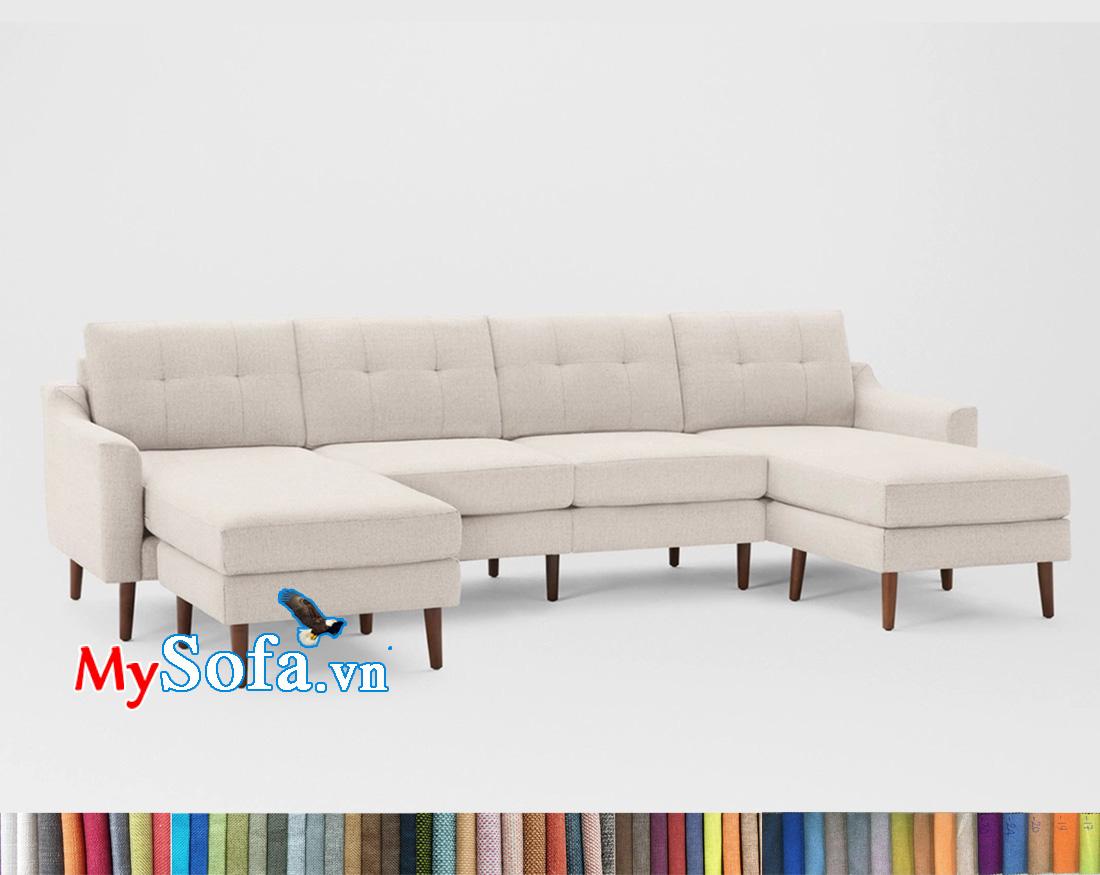 Địa chỉ bán sofa phòng khách rộng
