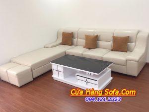 Mẫu ghế sofa phòng khách dạng góc chữ L sang trọng SFD108