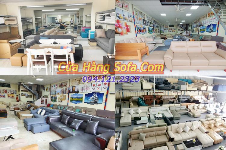 Cửa hàng bán ghế sofa phòng khách đẹp giá rẻ