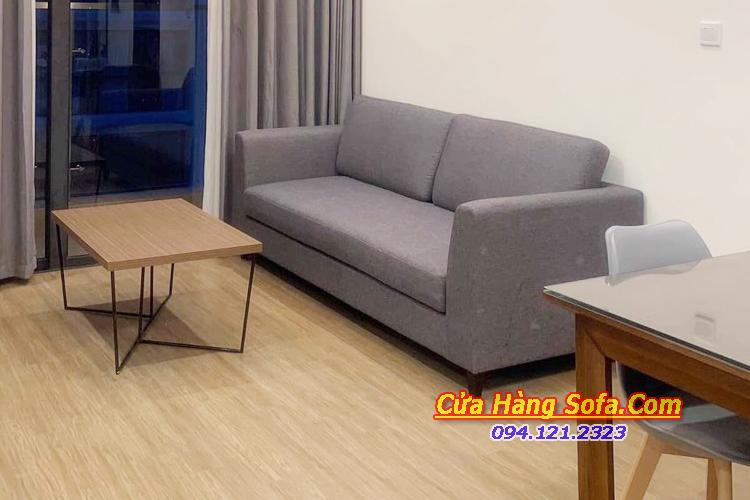 Mẫu ghế sofa chung cư kiểu dạng văng nhỏ SFN151946