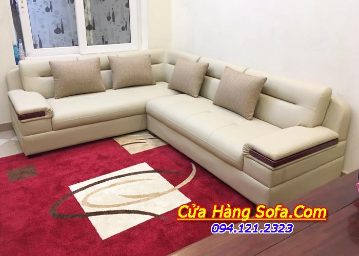 Hình ảnh thực tế bộ ghế sofa AmiA SFD 201