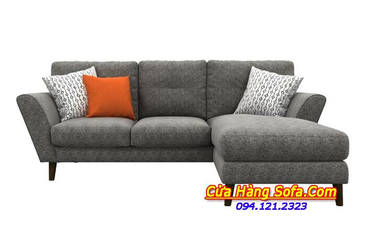 Mẫu ghế sofa nỉ góc SFN151878 sẽ khiến bạn không thể rời mắt