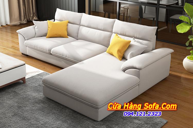 Bộ ghế sofa góc cho phòng khách sang trọng SFN151871