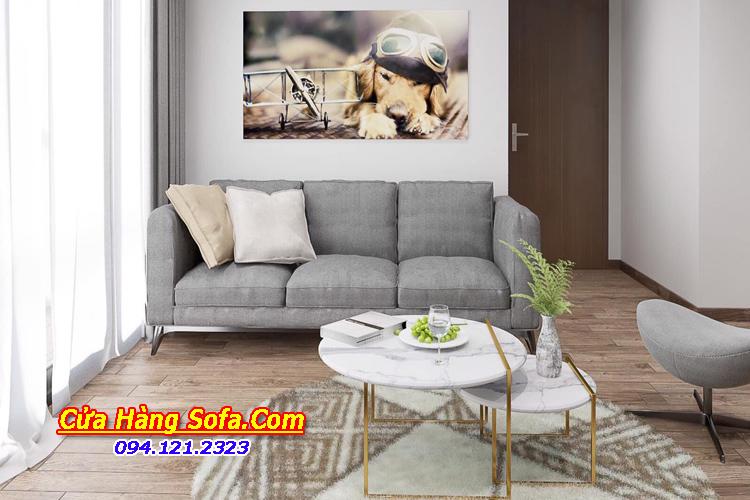 Mẫu ghế sofa chung cư đẹp cho phòng khách SFN151940