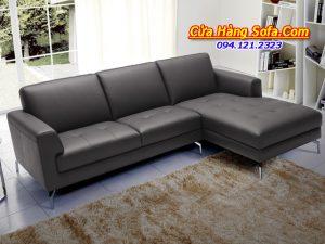 Ghế sofa da Hàn Quốc cho phòng khách hiện đại AmiA SFD 215