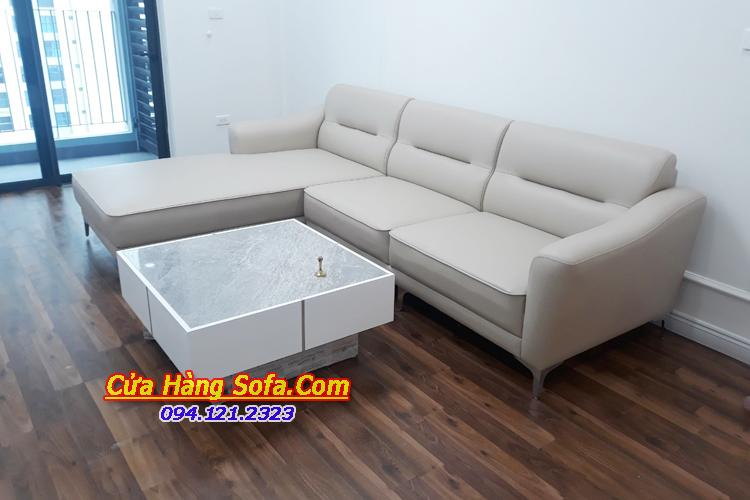 Mẫu ghế sofa đẹp cho căn hộ hiện đại SFD151953