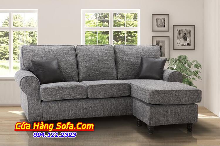 Bộ ghế sofa nỉ giá rẻ SFN151910 được ưa chuộng sử dụng hiện nay