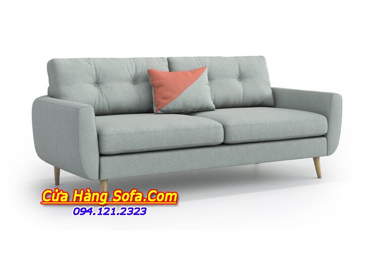 Mẫu ghế sofa nỉ phòng khách đẹp hiện đại được ưa chuộng nhất