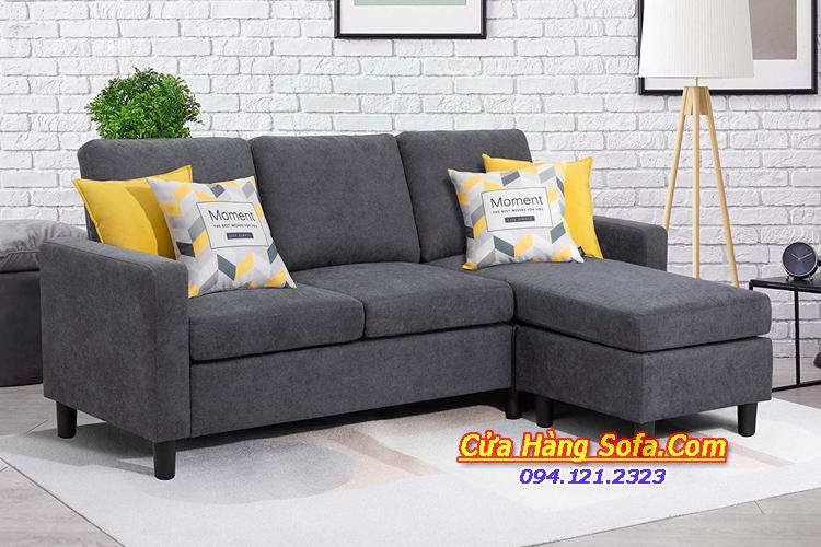 Mẫu ghế sofa góc nhỏ cho chung cư mini SFN151971