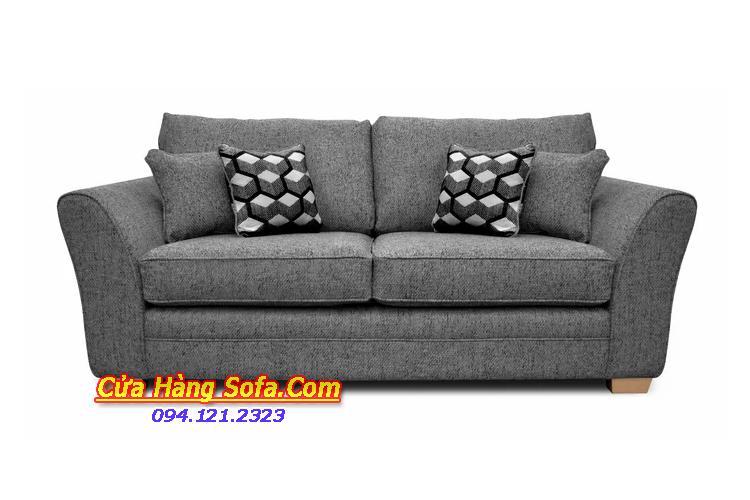 Mẫu sofa nỉ cho căn hộ nhỏ mini SFN151964
