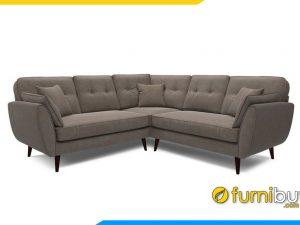 Ghế sofa góc cho phòng khách rộng FB20019